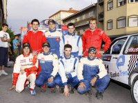 Pilotos Rallye Tierra Guijuelo 2009