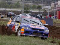 Rallye de Tierra de Guijuelo