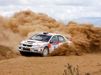 Rallye de Tierra de Guijuelo 2009