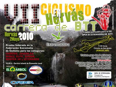 VII Carrera de BTT en Béjar
