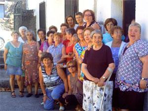 Asociación de mujeres de Horcajo de Montemayor