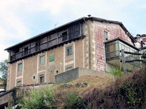 Residencia asilo de Candelario