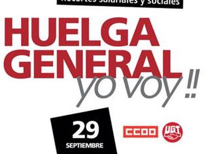 Huelga General 29S