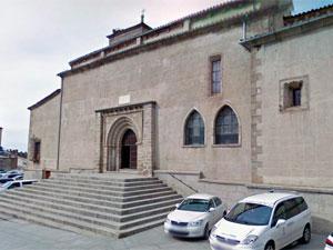 Iglesia de El Salvador, Béjar