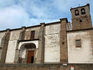 Iglesia Santa Maria La Mayor, Béjar