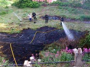 Incendio Rodriguez Vidal, Béjar