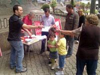 Acto fin de campaña IU Béjar