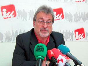 Jose María González, Izquierda Unida