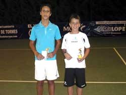 Javier Aliseda y Rodrigo Curiel