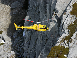 Helicoptero de rescate 112
