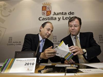 consejero de Fomento, Antonio Silván