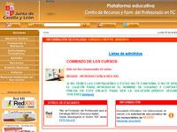 Web educación jcyl