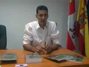 Jimmy Valdez, autor de Osaku