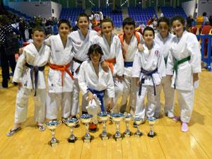 Deportistas del Club deportivo La Luna