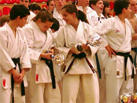 Campeonato Regional de Karate de Castilla y León 2008