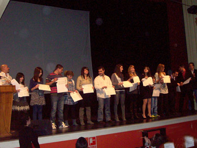 Gala Asociación Deportiva La Luna 2010