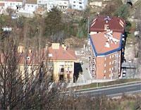 Viviendas de La Fabril, Béjar