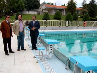 Inauguración piscinas de Llano Alto, Béjar