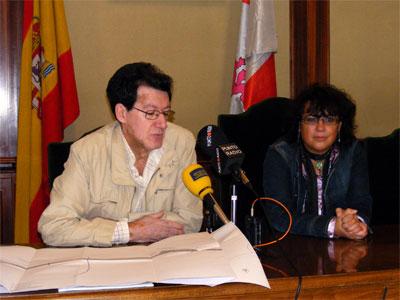 Manuel Martín y Blanca Cerrudo