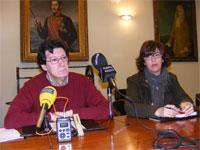 Elena Martin y Manuel Martin