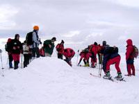 Travesía Invernal del Grupo Bejarano de Montaña