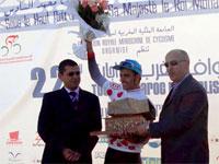 Mario García, Tour de Marruecos