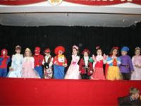 Carnaval en Marques de Valero, Béjar