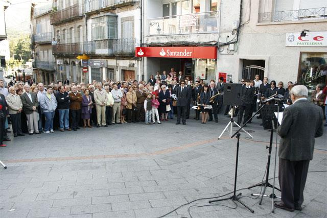 Martires de la Libertad, Béjar 2008