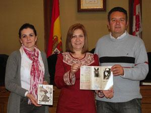Inmaculada Martín, Purificación Pozo y Raúl Hernández
