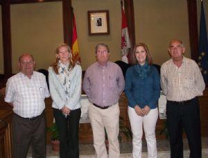 """Presentación Semana Cultural Asociación Mayores """"El Castañar"""", Béjar"""