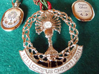 Medalla conmemorativa IV Centenario Cofradía del Santísimo Sacramento de La Fuente d</body></html>