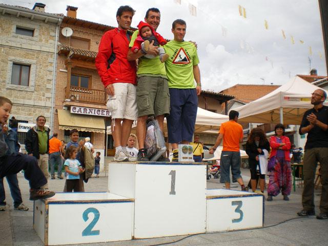 Podium VI Cross Yelmo 2008