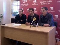 Miguel Flroes, Gorza Esparza y Antonio Moreno