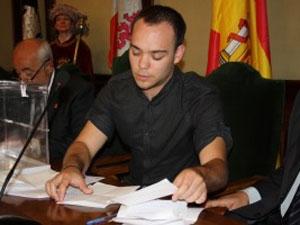 Miguel Flores. Concejal IU Béjar