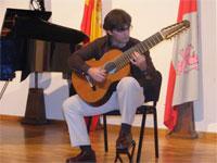 Miguel Martinez, Concierto en Béjar