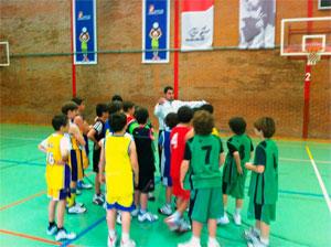 Concentración de Minibasket en Béjar