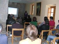 Charla Riesgos Laborales en Mogarraz (Salamanca)