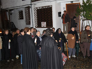Moza de Ánimas, Mogarraz