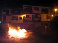 Noche de San Juan en Mogarraz