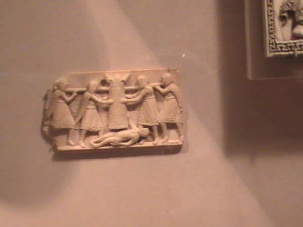 Tablilla Medieval, Museo Metropolitan de Nueva York