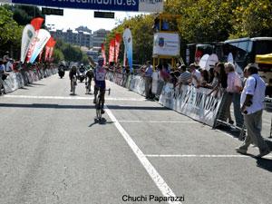 Moises Dueñas. Vuelta a Cantabria 2011