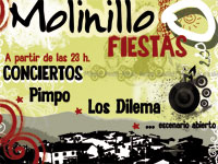 Fiestas de Molinillo 2009