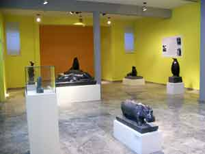 Museo Mateo Hernández, Béjar