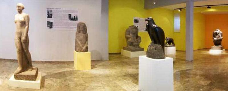 Interior de museo mateo hernandez