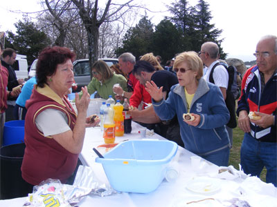 CelebracíónNaranjas y Limones en Béjar