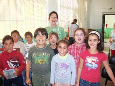 Alumnos participantes en el programa de Fundación Premysa