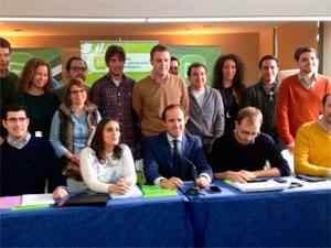 Comisión de presidentes de NNGG, Badajoz
