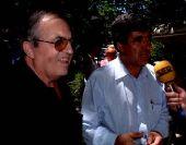 Alejo Riñones y Julio Alvarez