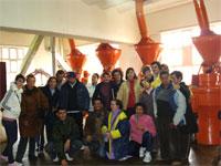Alumnos de Ociodiscap de Fundación Premysa