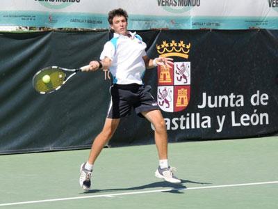 Eduardo Segura. Open de Tenis de Béjar